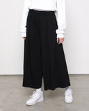 Wide Culotte Black