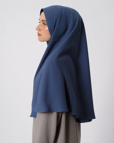 Saba Khimar Medium Blue