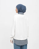 Layer Top White