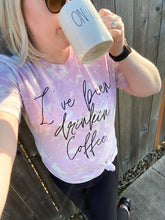 Load image into Gallery viewer, I've Been Drinkin' Coffee T-Shirt