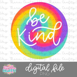 Be Kind | PNG File