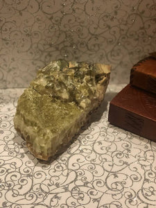 Green Calcite Piece