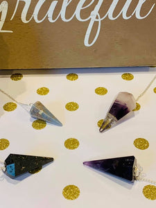 Beautiful Pendulums Available