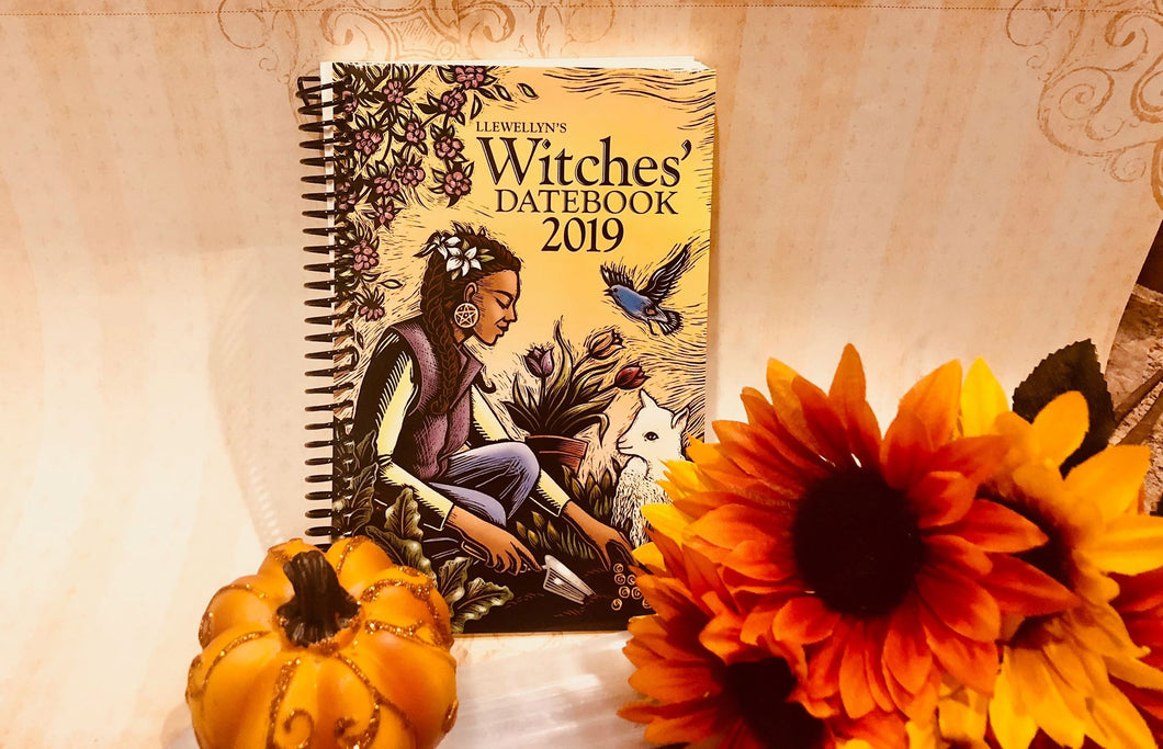 2019 Witches Datebook