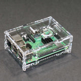 Laser-Cut Raspberry Pi Enclosure (Pi 4 Compatible)