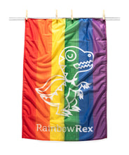 Load image into Gallery viewer, Rainbow Rex Supporter Pack No. 1