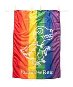 Rainbow Rex Supporter Pack No. 1