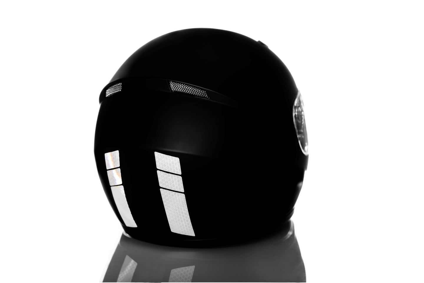 Motorcycle Helmet Reflective Decals