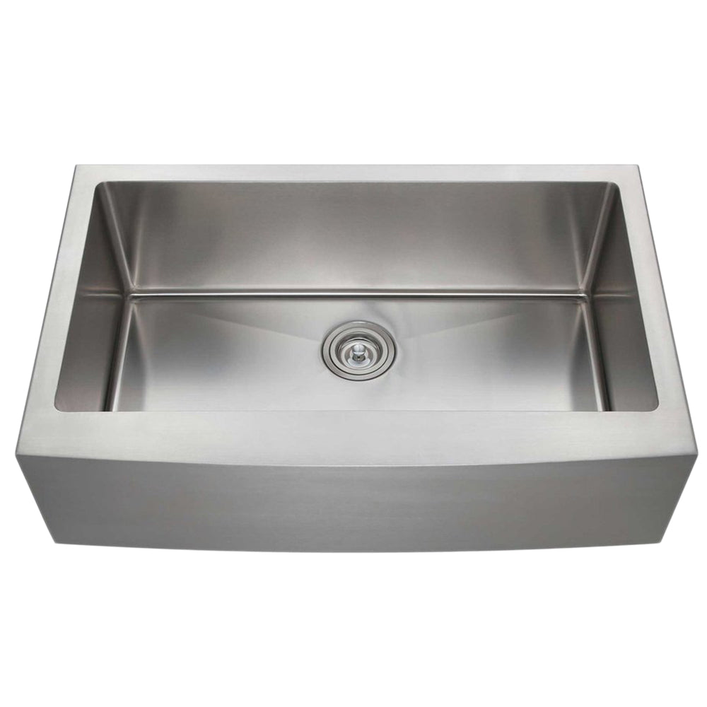 Stainless Steel Handmade Farmhouse Single Basin Sink