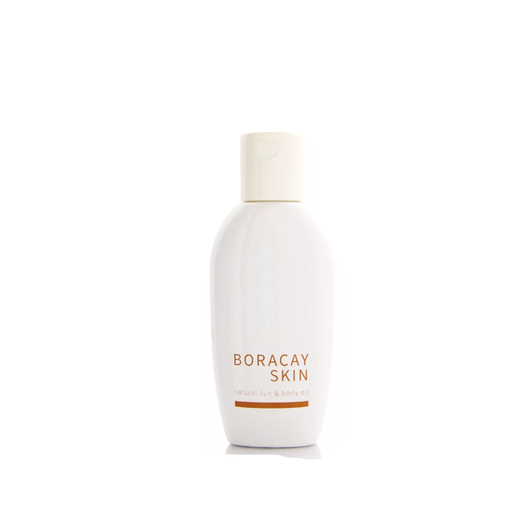 BORACAY SKIN NATURAL SUN & BODY OIL