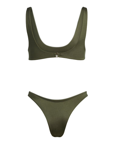 THE PANAMA BOTTOM // DEEP GREEN