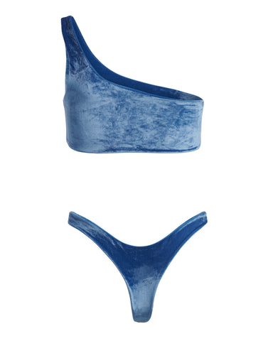 THE KORA TOP // DEEP BLUE