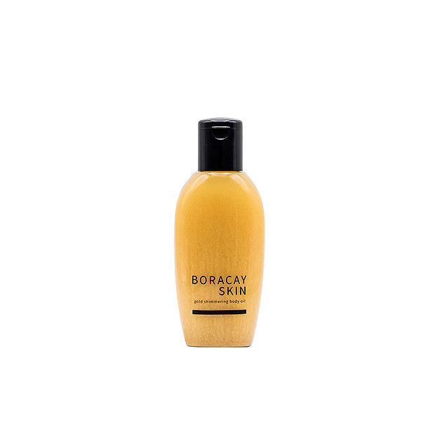 BORACAY SKIN GOLD SHIMMERING BODY OIL