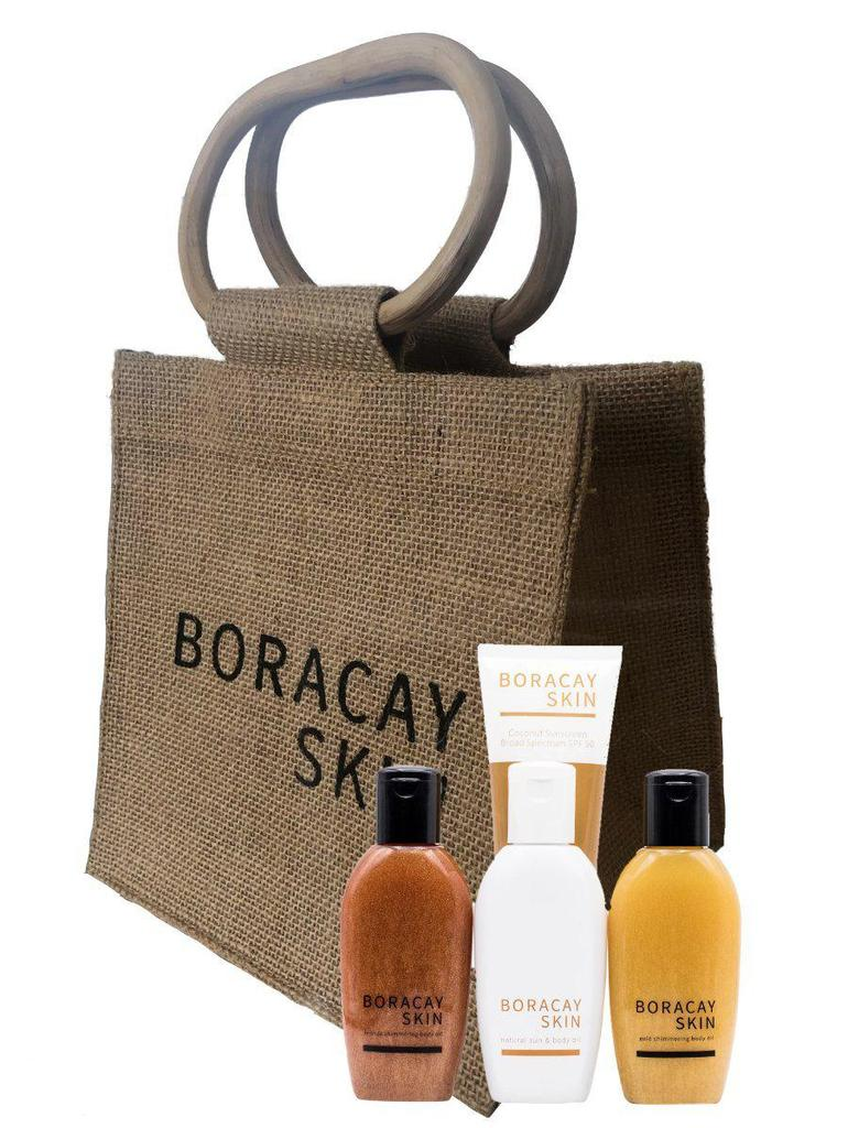 BORACAY SKIN BEACH ESSENTIALS BUNDLE