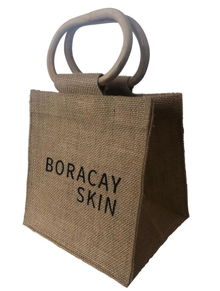 BORACAY BEACH JUTE BAG