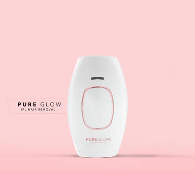 PURE GLOW IPL Laser Hair Removal System At Home Hair Removal Device