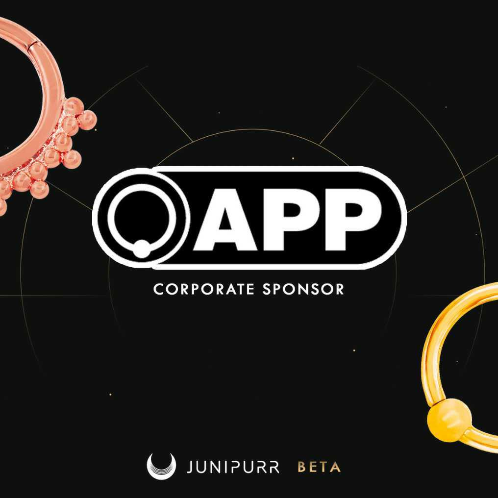 Junipurr Jewelry - A Corporate Sponsor of the Association of Professional Piercers