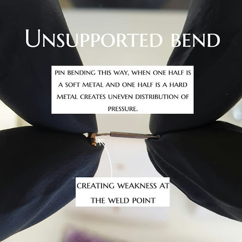 Unsupported Bend