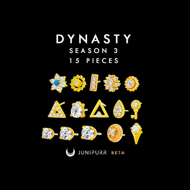 Dynasty - Yellow Gold