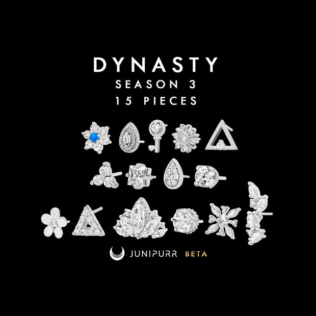 Dynasty - White Gold