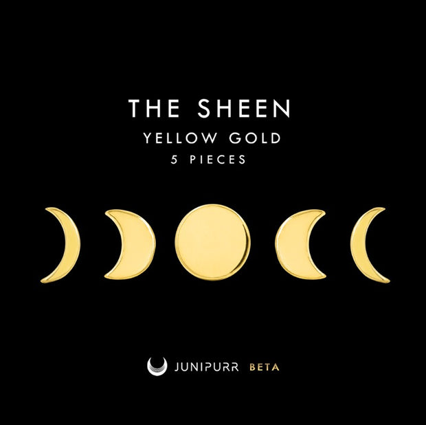 The Sheen - Yellow Gold