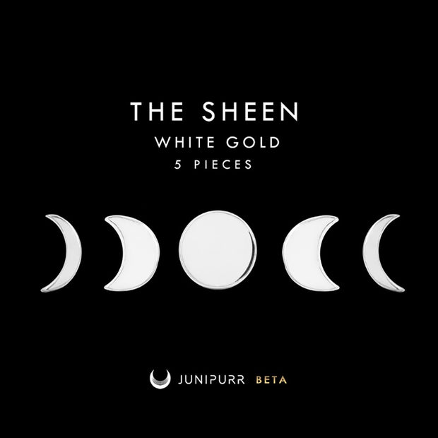 The Sheen - White Gold