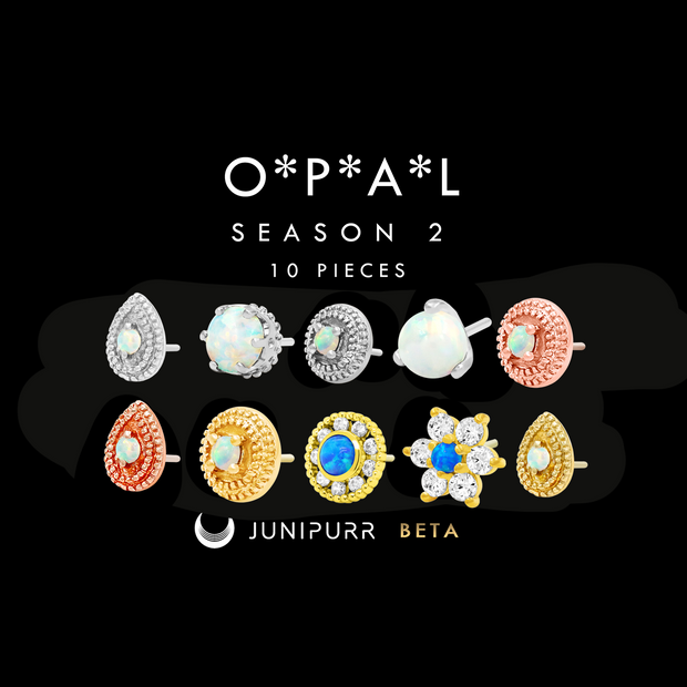 Season 2 - 10 Pieces (OPAL)