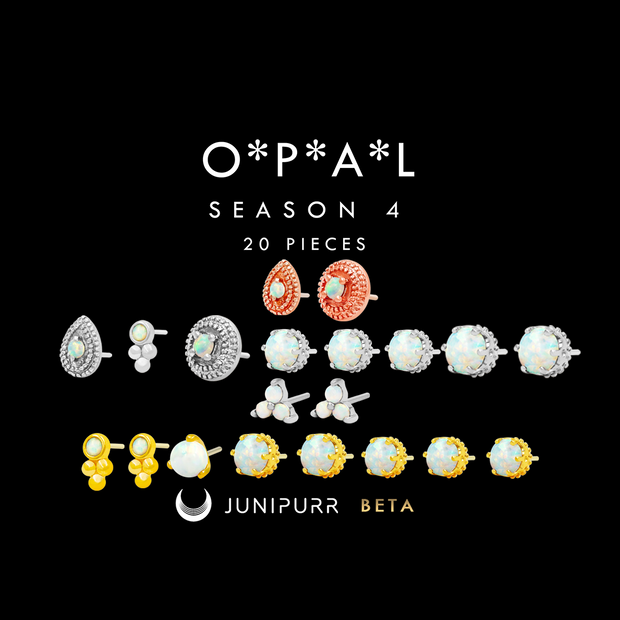 Season 4 - 20 Pieces (OPAL)