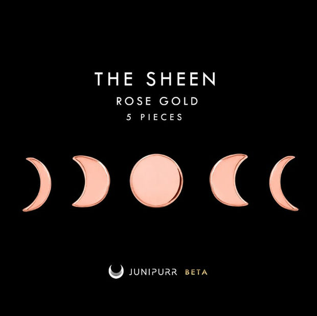 The Sheen - Rose Gold