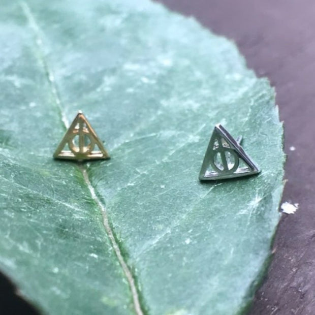 Gold Deathly Hallows