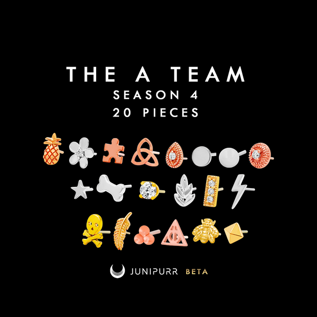 Season 4 - 20 Pieces (A Team)