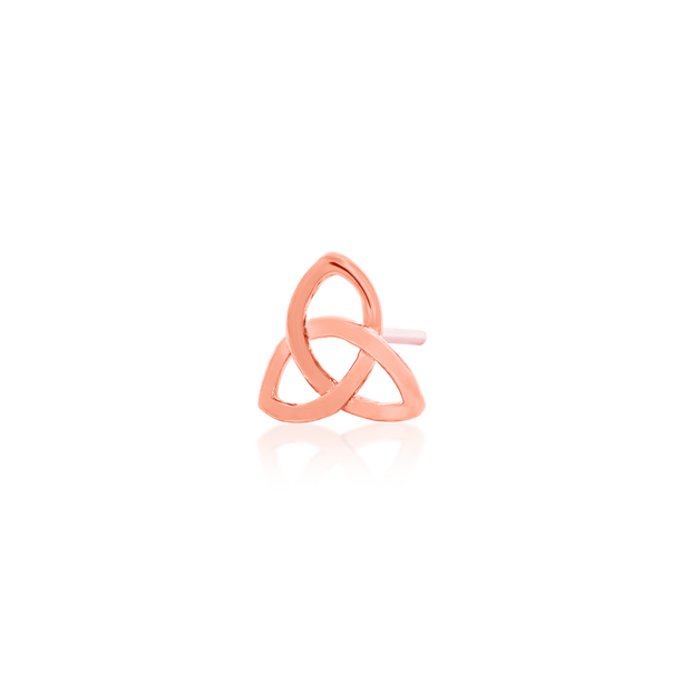 Gold Celtic Knot - Junipurr Jewelry