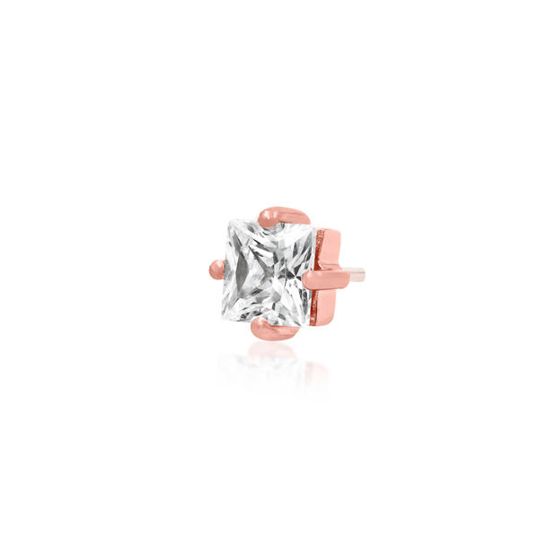 Princess-Cut CZ - Junipurr Jewelry