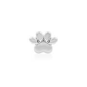 Gold Dog Paw - Junipurr Jewelry