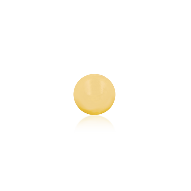 Gold Ball - Junipurr Jewelry