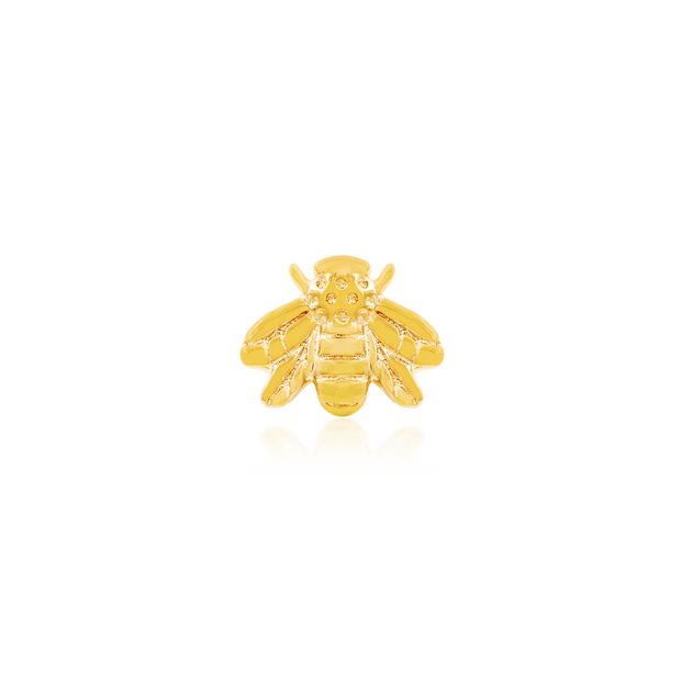 Gold Bee - Junipurr Jewelry