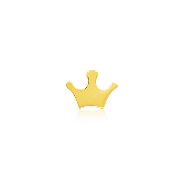 Gold Crown - Junipurr Jewelry