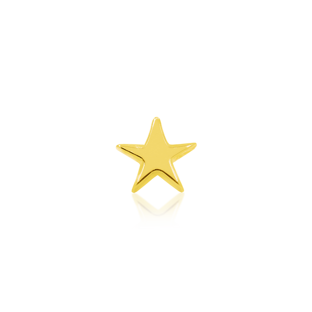 Gold Star - Junipurr Jewelry