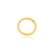 Plain Gold Clicker - Junipurr Jewelry