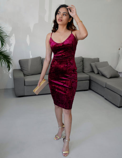 Ruby Jane Velvet Dress