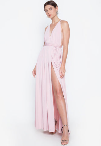 Goddess Multi-Way Maxi Dress