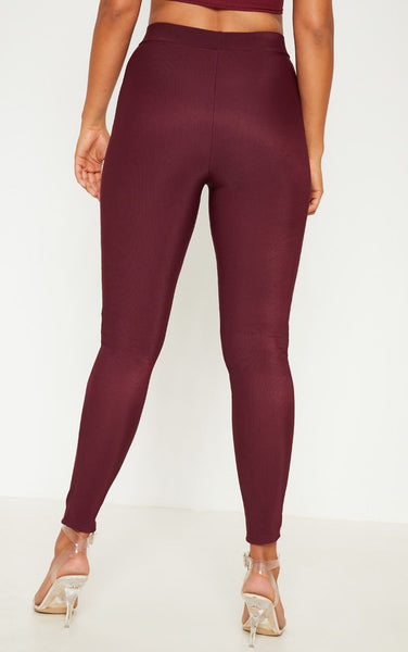 High Waisted Stretch Leggings