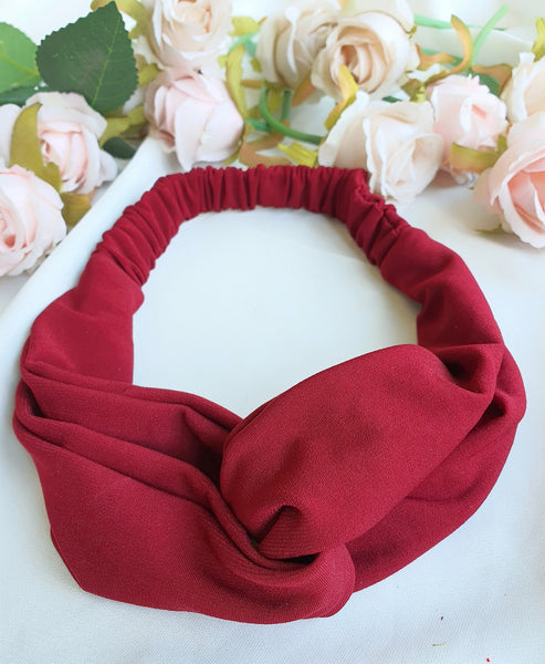Twist Headband Turban