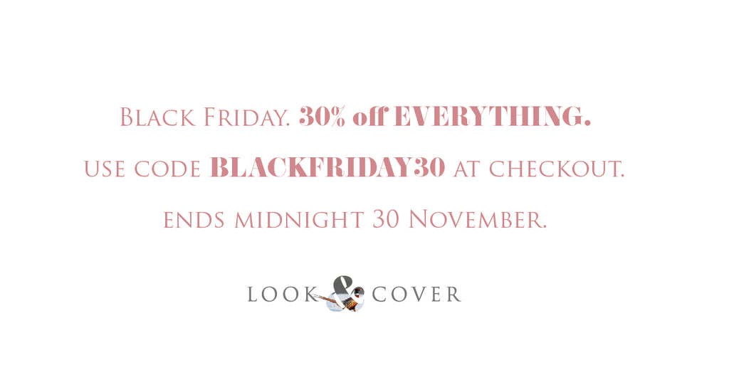 Black Friday Personalised Pyjamas, Loungewear and Leather Gifts