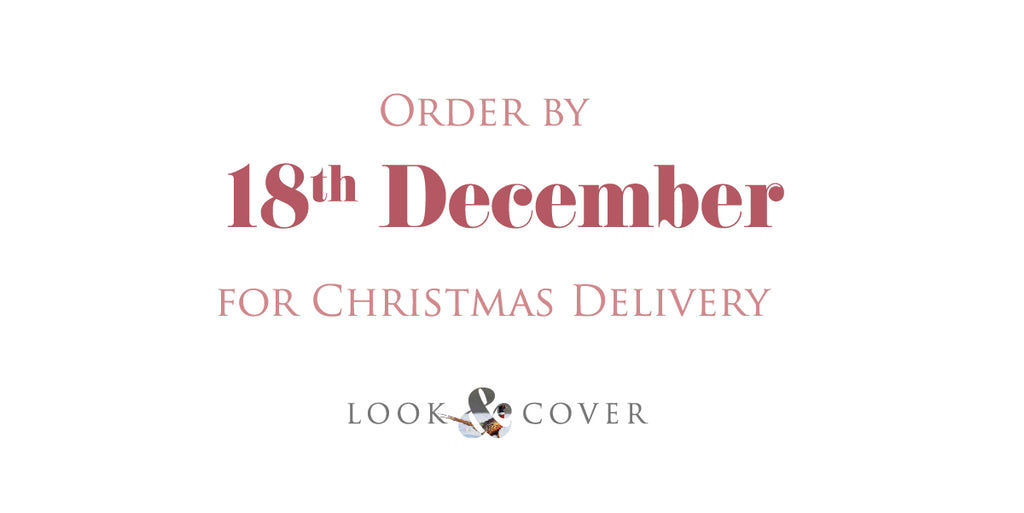 Last order date for Personalised Gift Delivery This Christmas