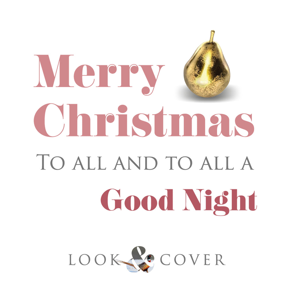 Look & Cover Personalised Gifts Christmas Closing