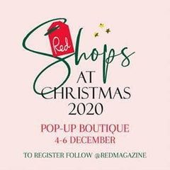 Red Shops At Christmas 2020