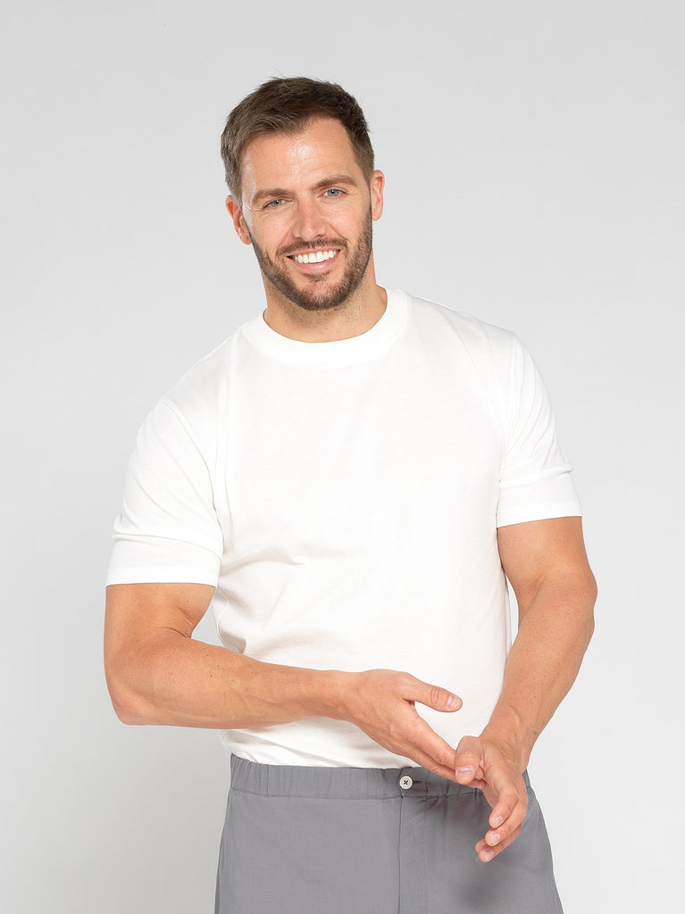 Men's Loungewear Perfect White Tee