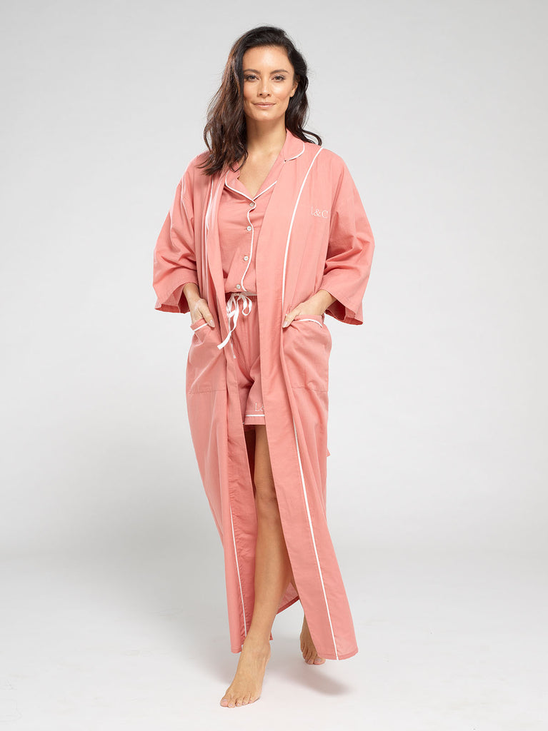 Personalised Women's Robe