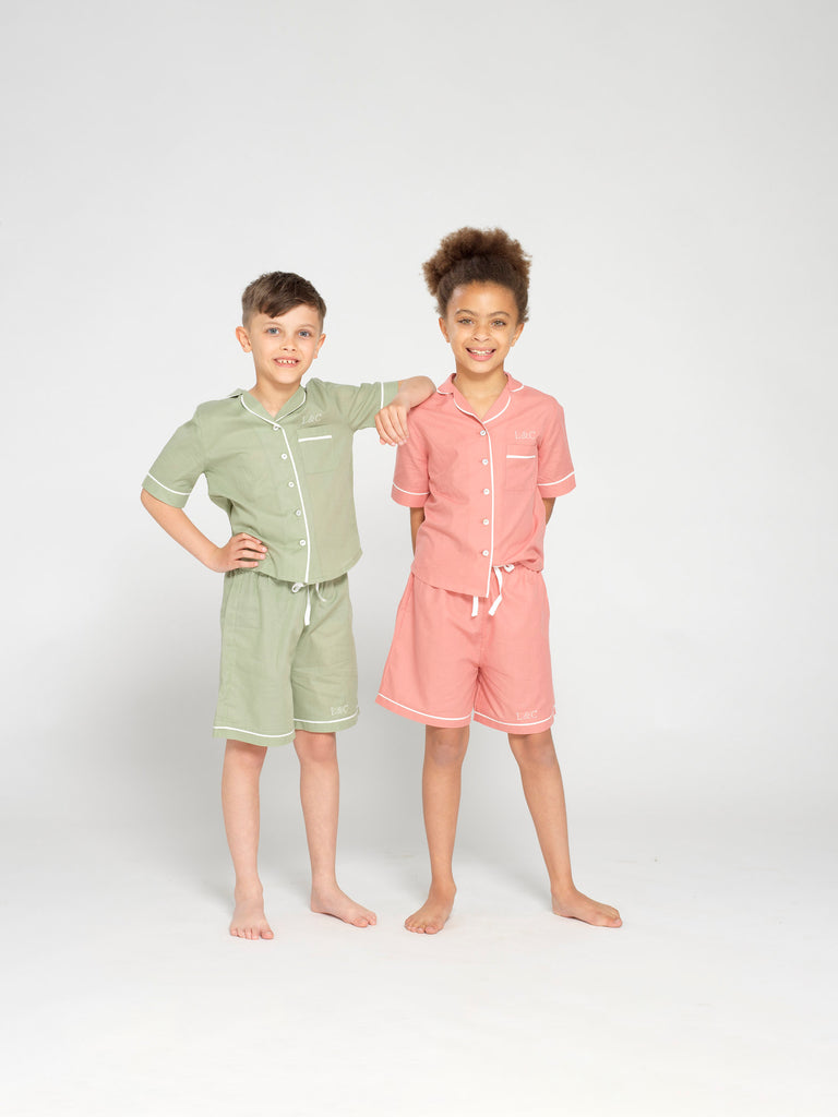 Sage Children's Pyjamas